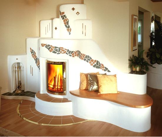 original biofire kachel fen elegant rustikal im. Black Bedroom Furniture Sets. Home Design Ideas